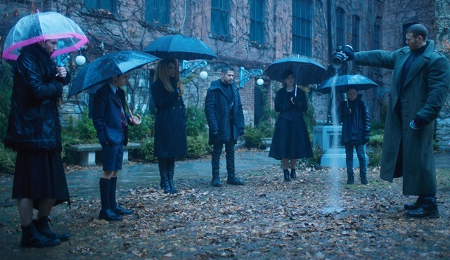 The Umbrella Academy ve The Breaker Upperers 15 Şubat'ta Netflix Türkiye'de!