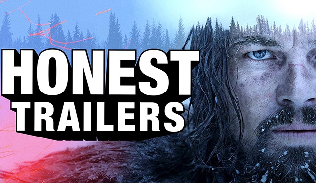 The Revenant filmi için Honest Trailer geldi