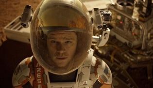 Marslı (The Martian) filmi Tv'de ilk kez atv'de ekrana gelecek!