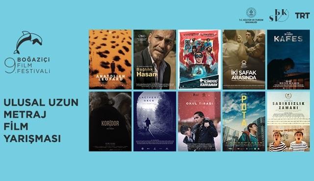 9. Boğaziçi Film Festivali'nde Altın Yunus için yarışacak filmler açıklandı!