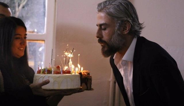 Hayat Bazen Tatlıdır setinde sürpriz doğum günü kutlaması!