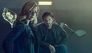 12 Monkeys'in 2. sezonu TLC'de ekrana geliyor