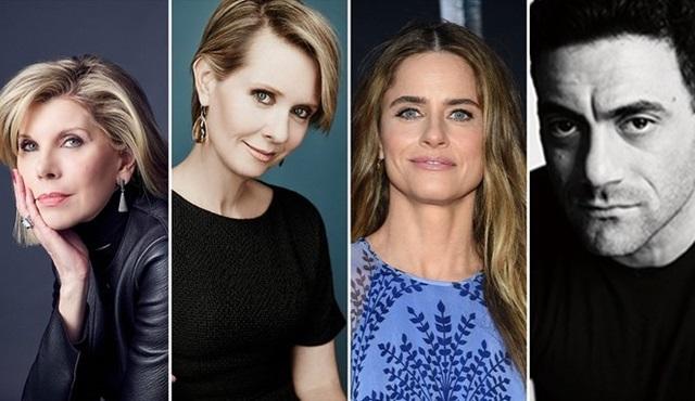 HBO'nun yeni draması The Gilded Age'in kadrosu genişliyor