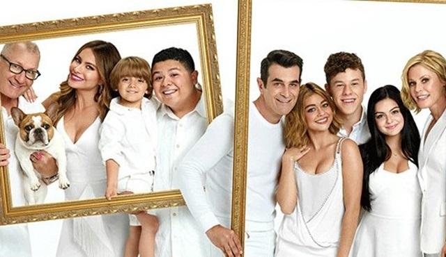 Modern Family, ABC'den iki sezonluk onay aldı