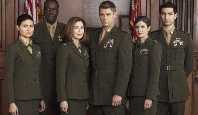 CBS, The Code dizisini iptal etti