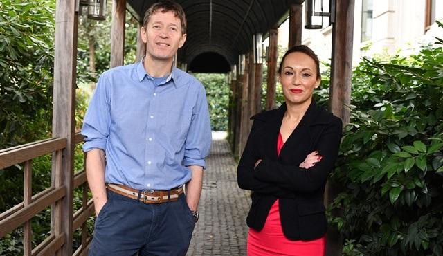Rupert Barrington& Natasha Hussain: Tek bir bölüm için Antarktika'da 11 ay çadırda kaldık