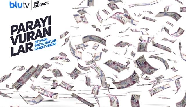 BluTV'den çok konuşulacak bir belgesel seri geliyor: Parayı Vuranlar