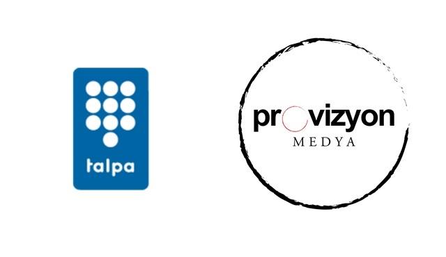 Talpa Medya, Provizyon Medya ile ortaklık anlaşması imzaladı!