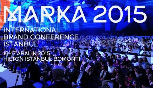 Marka 2015 Konferansı başladı!
