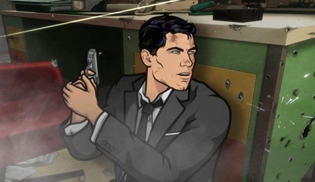 Archer dizisi kanal değiştirdi