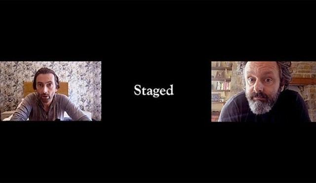 BBC'den de karantina dizisi geliyor: Staged