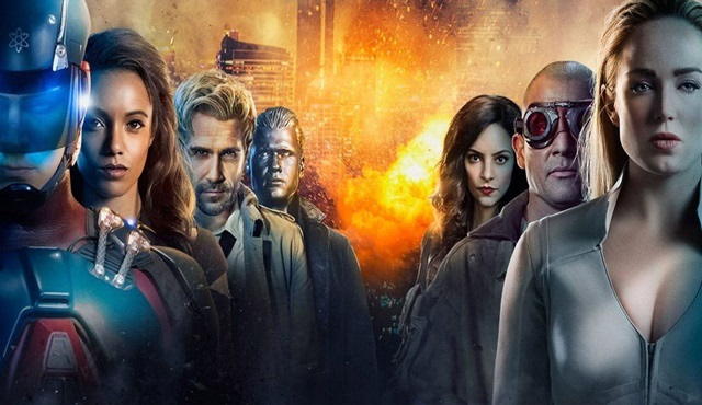 Legends of Tomorrow, 2 Mayıs'ta 6. sezonuyla ekrana dönüyor