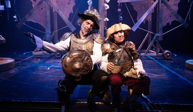 Don Kişot'um Ben oyunu, UNIQ Hall'de seyircisiyle buluşacak!