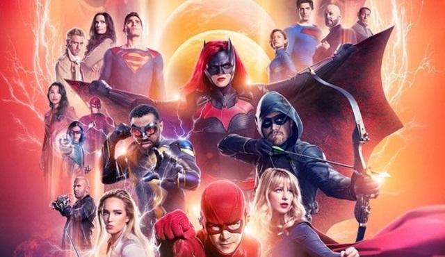 Crisis on Infinite Earths serisinin resmi fragmanı ve posteri yayınlandı