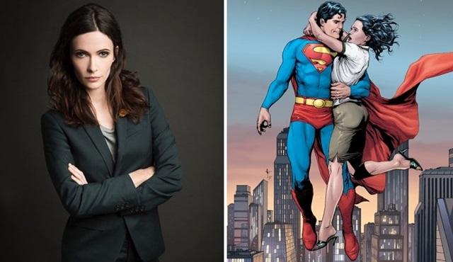 The CW'un DC Comics dizilerinde Louis Lane'i canlandıracak isim belli oldu