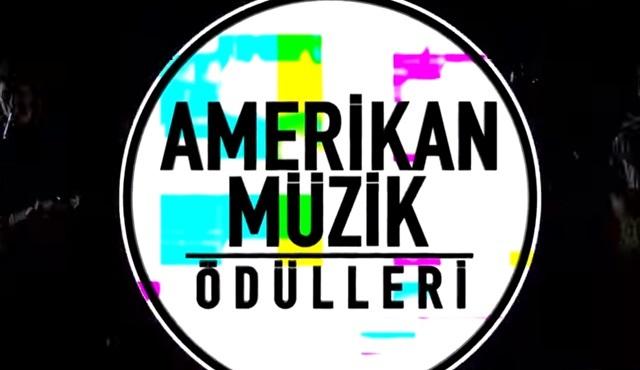 2017 Amerikan Müzik Ödülleri tüm dünyayla aynı anda canlı yayınla Show TV'de!