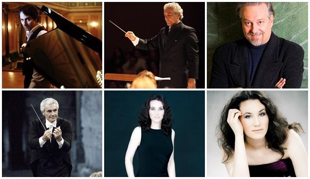 Antalya Piyano Festivali başlıyor!