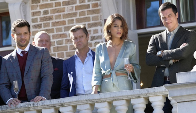 Nathalie Kelley, Dynasty dizisine geri dönmüyor