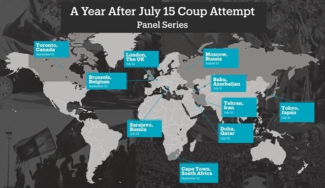 TRT World, 15 Temmuz'un yıl dönümünde darbe girişimini ve yaşananları dünyaya anlatıyor!