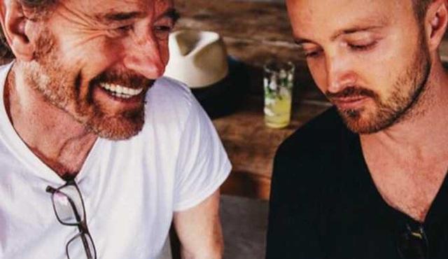 Cranston ve Paul'dan sevenlerine dev hizmet: Dos Hombres!