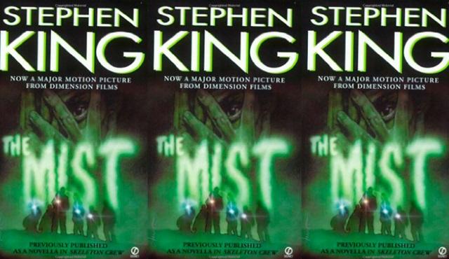 Stephen King'in The Mist kitabı televizyona uyarlanıyor