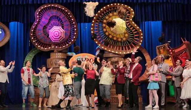 Güldür Güldür Show'un sezon finali çekimi yapıldı!