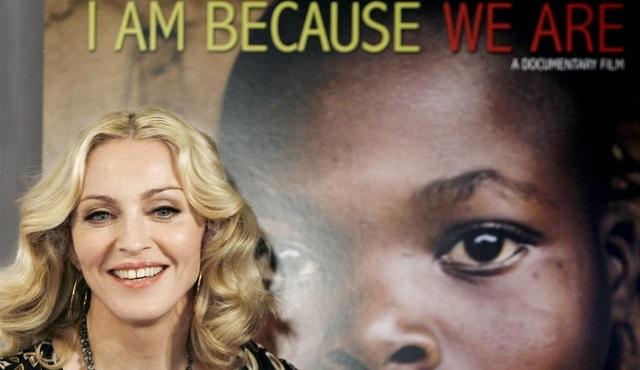 Varım Çünkü Varız: Madonna belgeselde AIDS yüzünden kimsesiz kalmış çocukları anlatıyor!