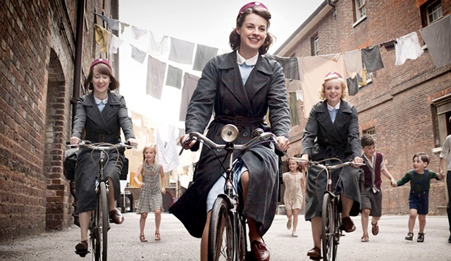 Call The Midwife, TLC'de ekrana geliyor