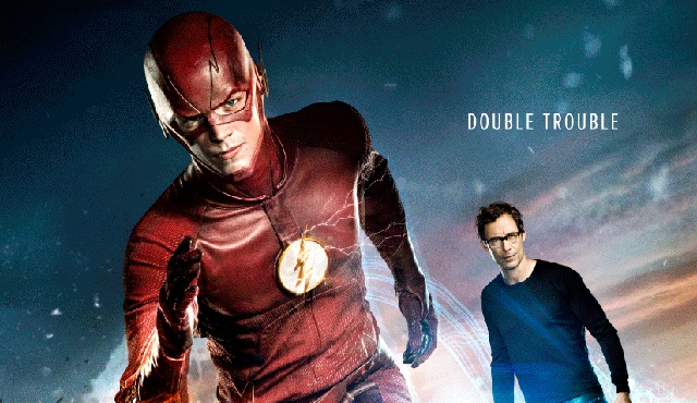 The Flash postere doymuyor