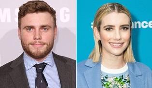 Emma Roberts ve Gus Kenworthy, American Horror Story'nin 9. sezonunda yer alacaklar