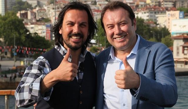 """""""Vapurda Çay Simit Sohbet""""in bu haftaki konuğu Şoray Uzun!"""