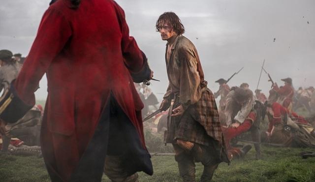 Outlander 3. sezon açılışıyla kendi rekorunu geliştirdi