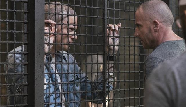 Prison Break yeni sezonuyla 5 Nisan'da ekranlara dönüyor!