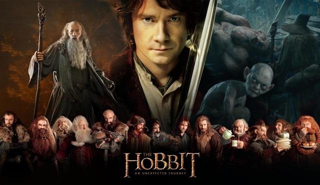 Hobbit: Beklenmedik Yolculuk filmi Star Tv'de ekrana geliyor!