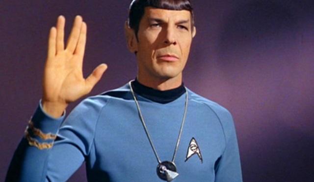 Güle güle Mr. Spock!