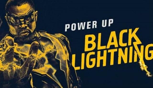 The CW'nun yeni dizisi Black Lightning'in posteri ve fragmanı yayınlandı