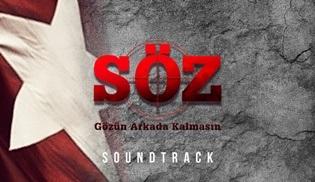 Söz dizisinin soundtrack albümü çıktı!