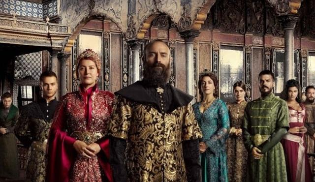 Muhteşem Sergi'de ziyaretçiler Hürrem ve Süleyman'ı canlandırabilecek