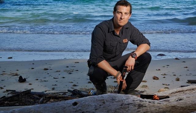 Bear Grylls ile Ada Macerası, Discovery Channel ekranlarında başlıyor!