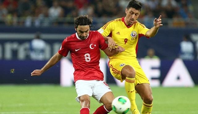 Romanya - Türkiye hazırlık maçı karşılaşması canlı yayınla TV8'de!