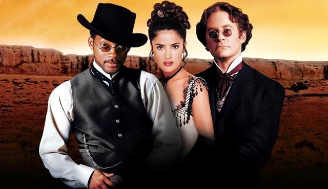 Will Smith'den aksiyon dolu bir macera filmi: 'Vahşi Vahşi Batı'