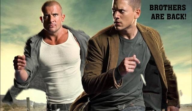 Prison Break 5.sezon 1.bölüm ne zaman başlayacak?