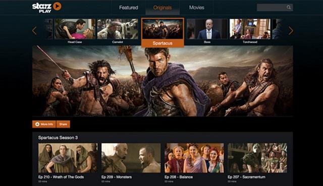 Starz Play, Warner Bros International ile olan anlaşmasını uzattı