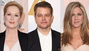 Oscar'da ödül verecek ünlü isimlerde son grup da belli oldu