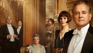 Downton Abbey dizisinin filminden ilk tanıtım ve yeni posterler geldi