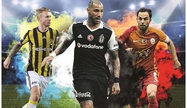 Beşiktaş, Fenerbahçe ve Galatasaray'ın hazırlık maçları D-Smart'ta!