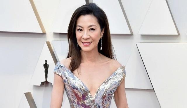 Michelle Yeoh, The Witcher: Blood Origin dizisinin kadrosunda