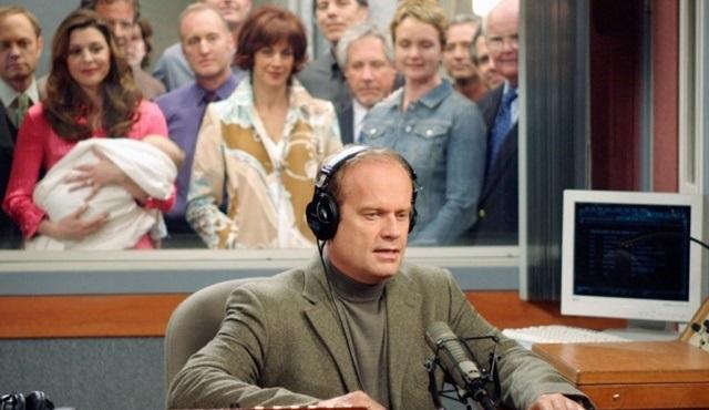 Frasier'ın ekrana dönmesi için hazırlıklar yeniden başladı