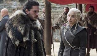 Game of Thrones'un final sezonu için 55 gün süren savaş sahnesi çekildi