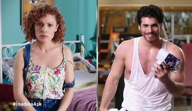 ''İnadına Aşk'' dizisinden ilk tanıtımlar yayınlandı!